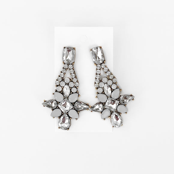 Stacey Glam Earrings