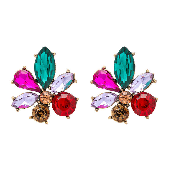 Flowerbomb Stud Earrings