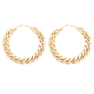 Chain Link Hoops