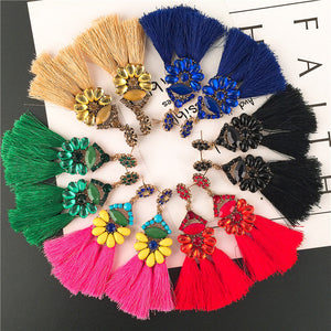 Tiffany Tassel Earrings