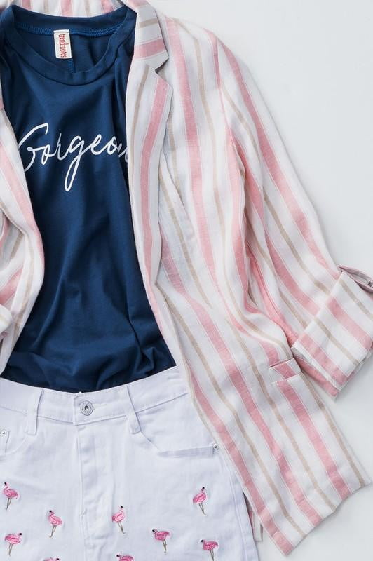 Beachy Bliss Blazer