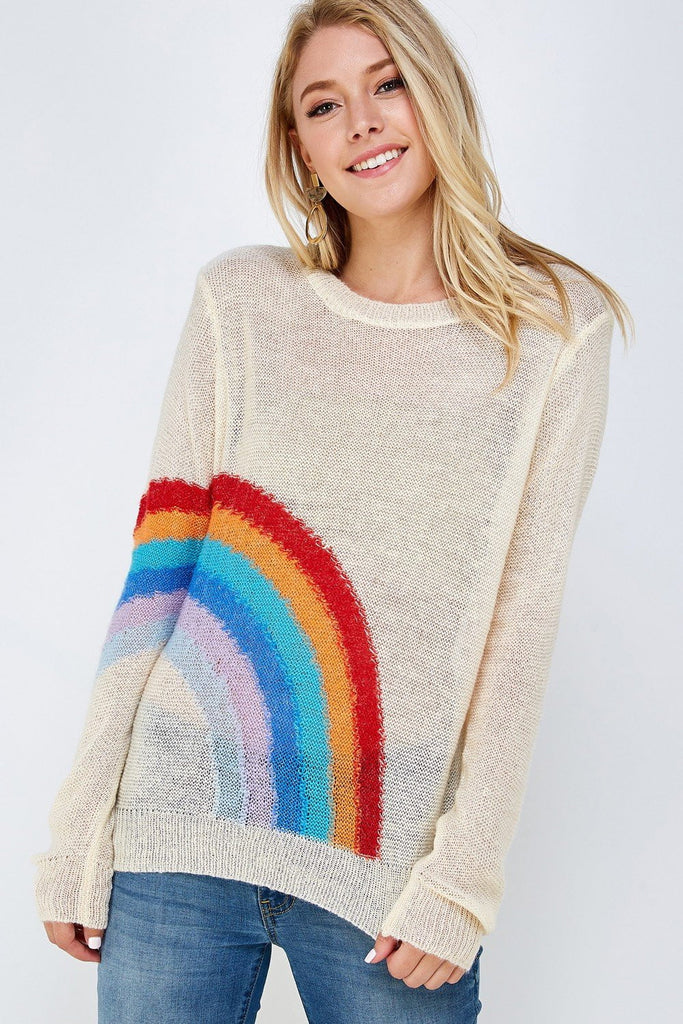 Colorful Connection Sweater