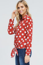 Dotted Delight Top