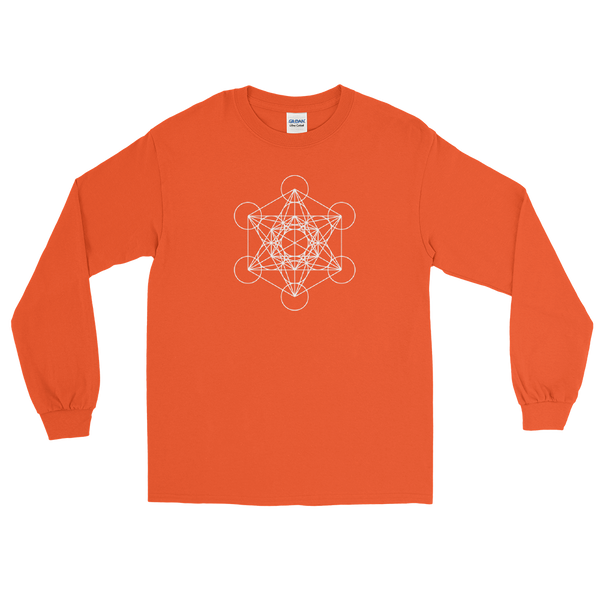 Metatron's Cube Long Sleeve