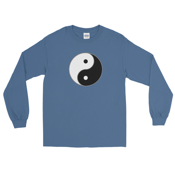 Yin Yang Long Sleeve (clockwise)