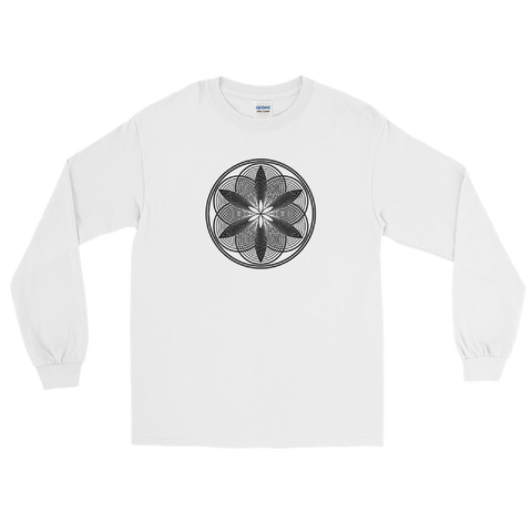 Ripple Seed of Life - Long Sleeve