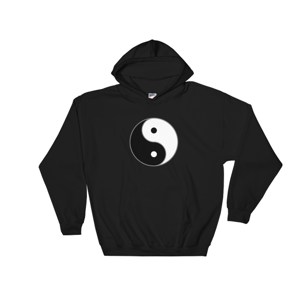 Yin and Yang Hoodie (counter clockwise)