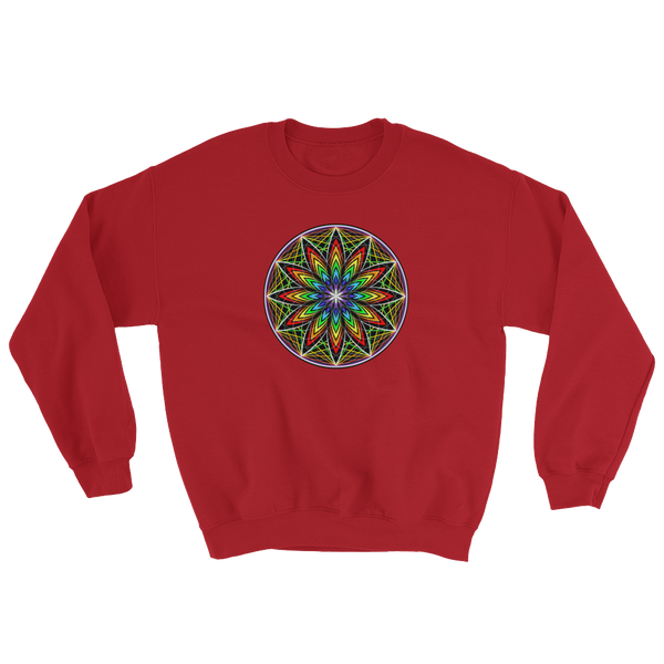 Light Vortex Sweatshirt
