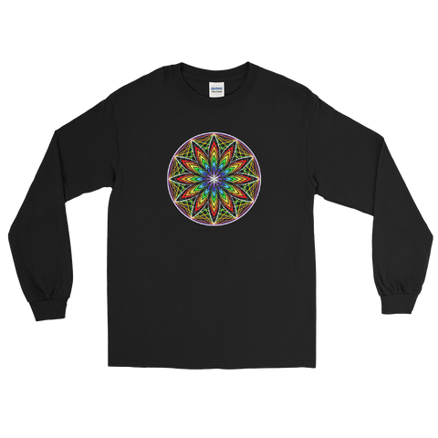 Light Vortex of Color - Long Sleeve