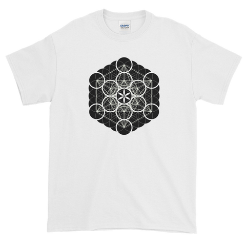 Flower Fruit Cube - T Shirt