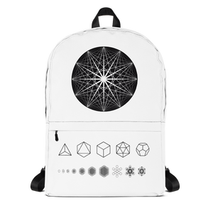 Geometry Apparel Backpack