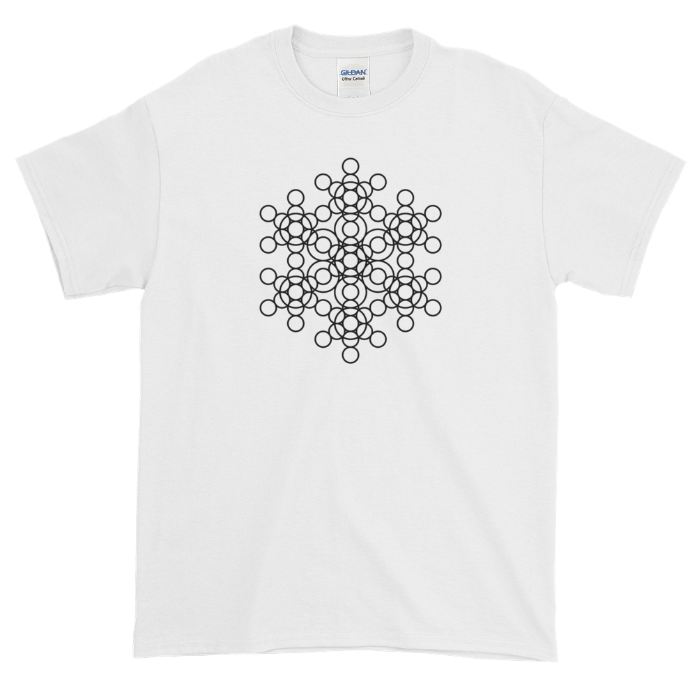 Fractal Fruit of Life - T Shirt