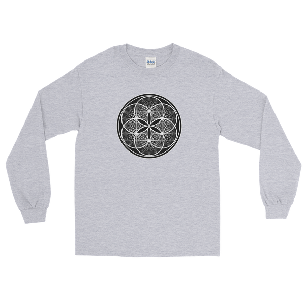 Musical Seed of Life Long Sleeve