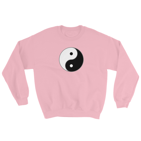 Yin and Yang Sweatshirt (clockwise)