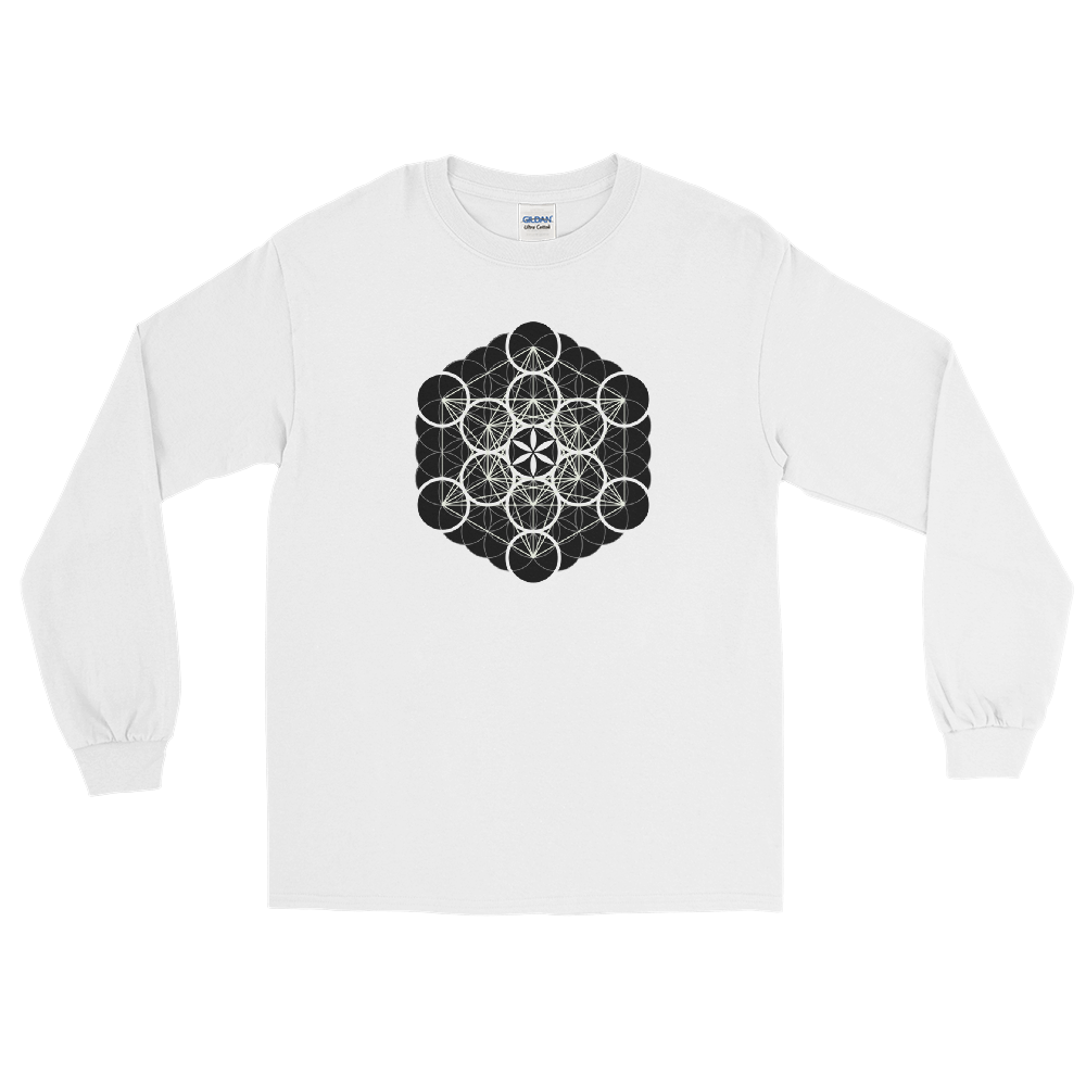 Flower Fruit Cube Long Sleeve