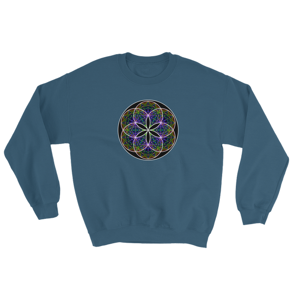 Musical Seed of Life Sweatshirt