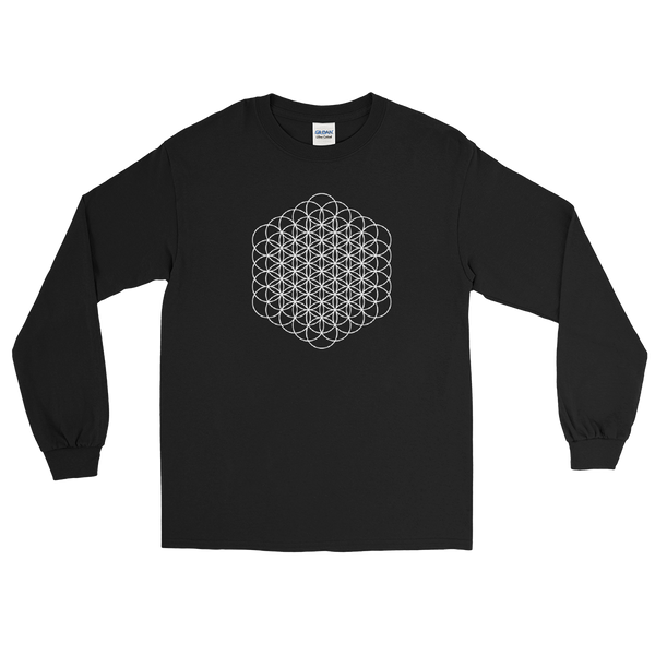 Full Flower of Life Long Sleeve