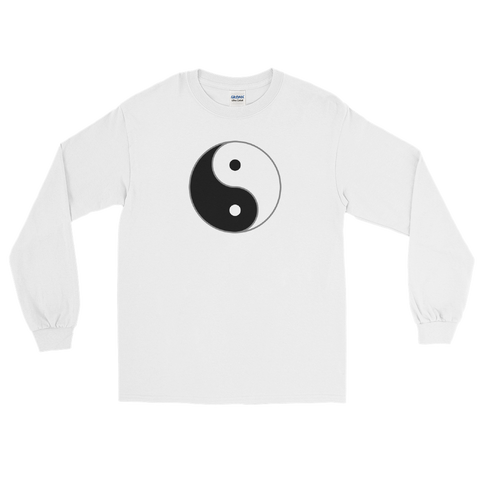 Yin and Yang Long Sleeve (counter-clockwise)