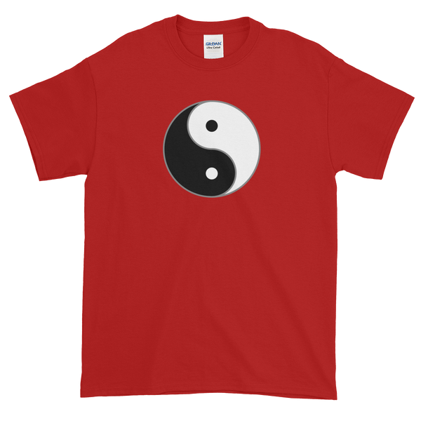 Yin and Yang T-Shirt (counter-clockwise spin)