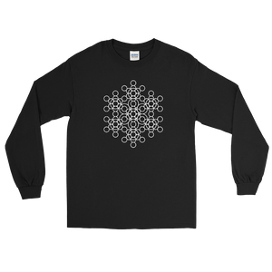 Fruit of Life Fractal Long Sleeve