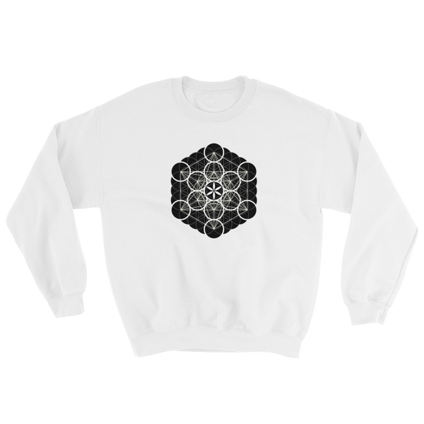 Flower Fruit Cube Sweatshirt