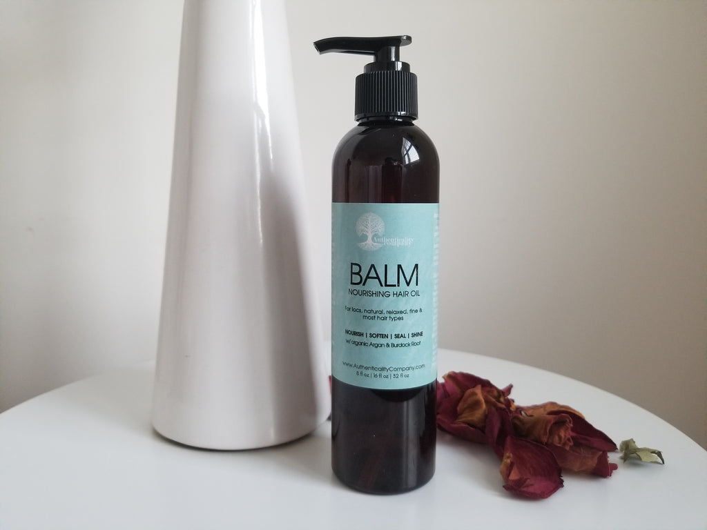 Balm | Nourishing Hair Oil
