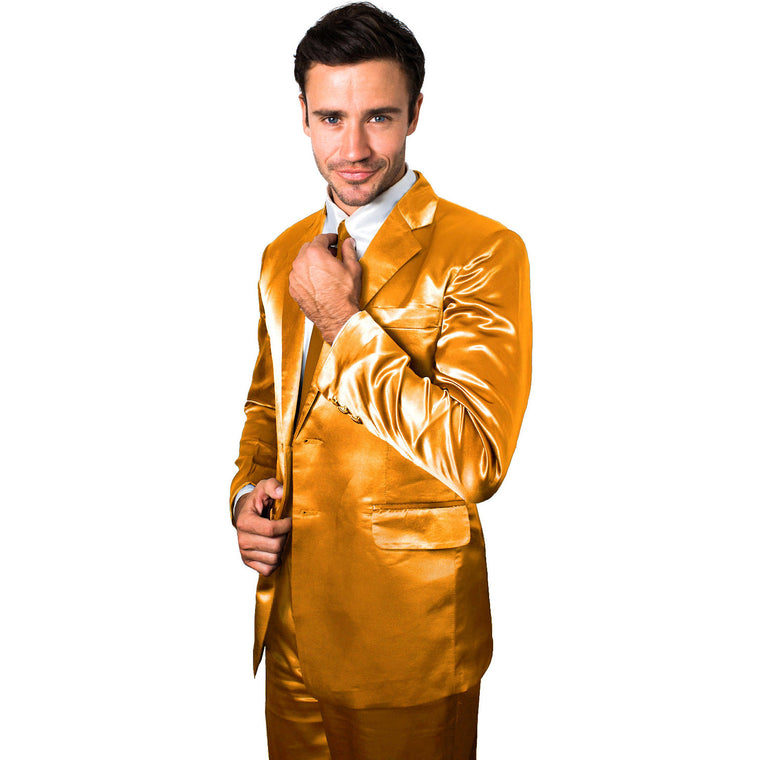 Ultimate Solid Gold Luxury Suitjamas (Limited Edition)