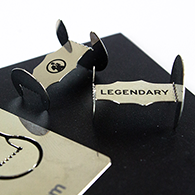 Emergency Cufflinks - The Perfect Gift