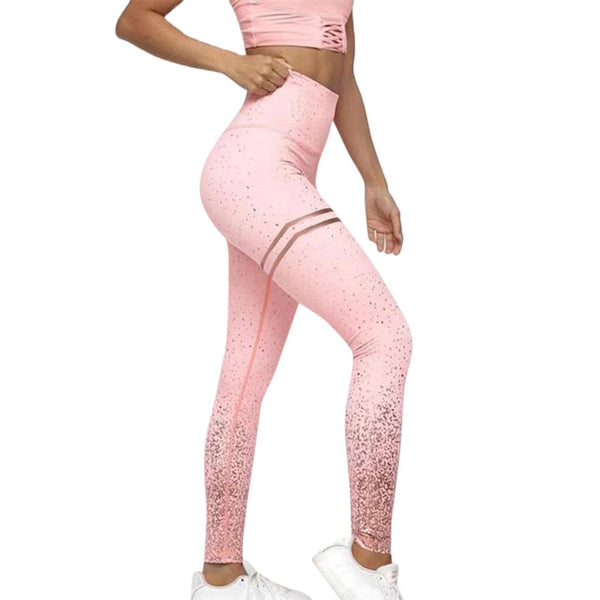 ShaperCurves Glamorous High Waist Leggings