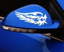 Load image into Gallery viewer, Guardian Angel Wing Car Sticker