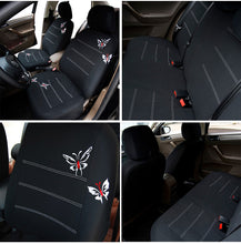 Load image into Gallery viewer, Butterfly Embroidered Car Seat Cover