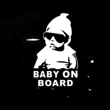 Load image into Gallery viewer, Baby On Board Cool Sticker