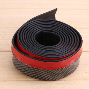 Carbon Fiber Car Bumper Strip