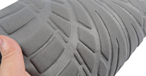 Cars Cover with Tire Track Detail