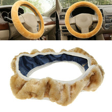 Load image into Gallery viewer, Soft & Elastic Steering Wheel Cover