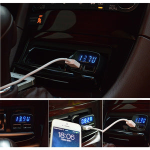 Car Charger 4 in 1