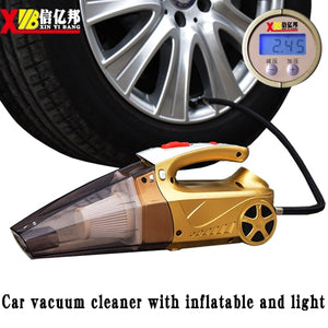 Multi-function Car Vacuum Cleaner