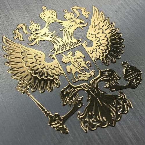 Eagle Emblem Car Sticker