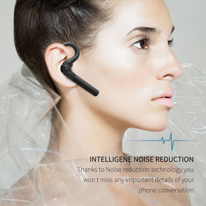 Wireless Car Earpiece with Mic