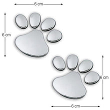 Load image into Gallery viewer, Cool Design Paw 3D Car Sticker