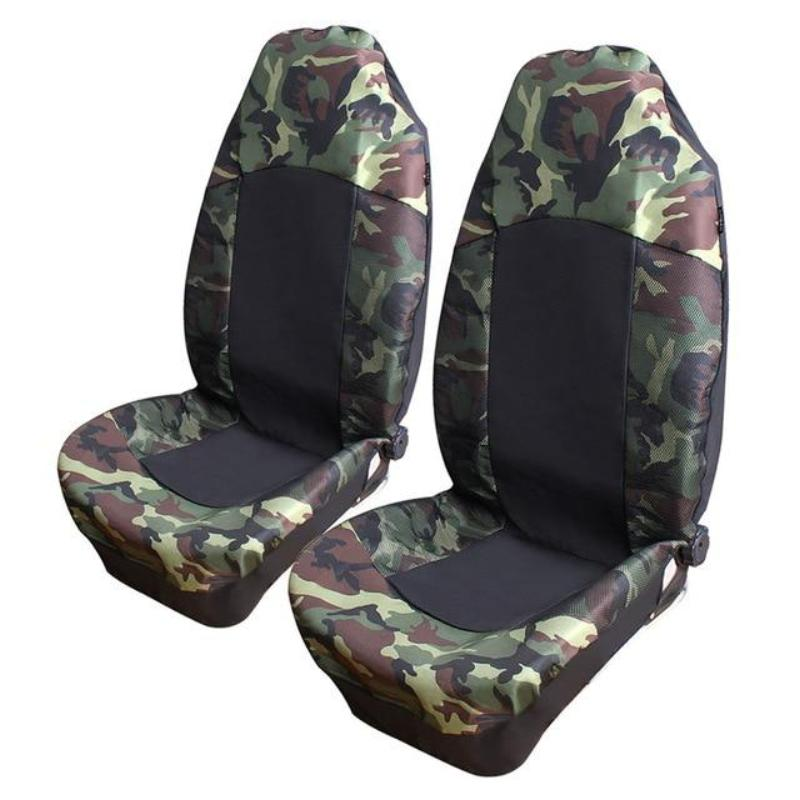 Camouflage Car Seat Cover