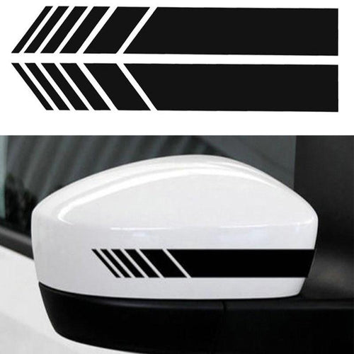 Graphic Sticker for Side Mirror