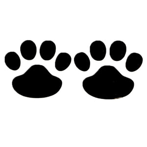 Cool Design Paw 3D Car Sticker