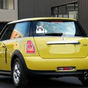 Cute Car Decal Sticker