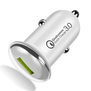 Mini USB Fast Charger