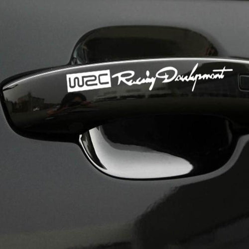 Car Door Handle Sticker
