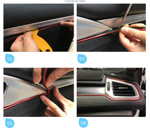 Load image into Gallery viewer, Car Interior Decor Strip