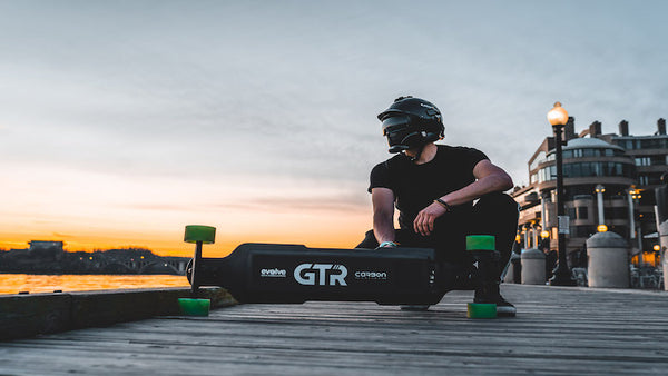 Some Unknown Fundamentals Of Riding An Electric Skateboard