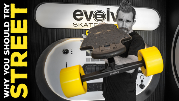 Evolve Street Wheels Guide: Why you should use them