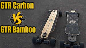 Carbon or Bamboo GTR. Which Do You Choose?